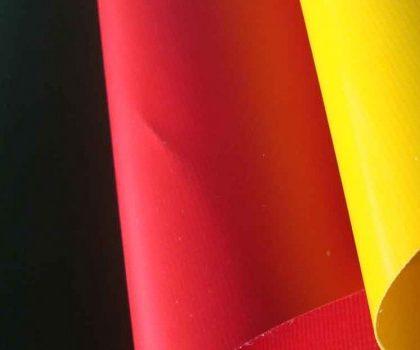 Descubre la pintura flexible para lona y toldos de PVC