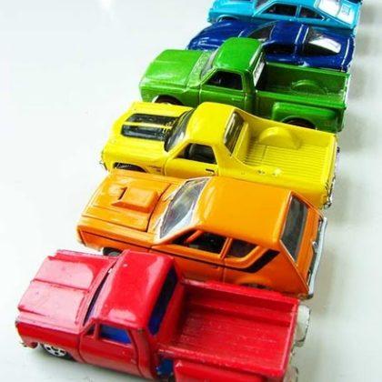 Guía para pintado fácil de vehículos (coches, motos, bicicletas, cliclomotores)