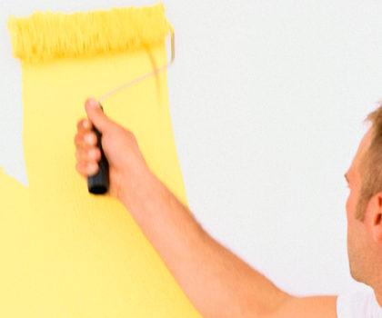 Pintura para paredes, el ABC.