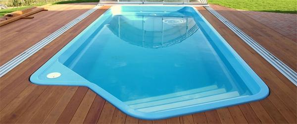 C mo pintar una piscina tutorial for Piscinas plastico duro