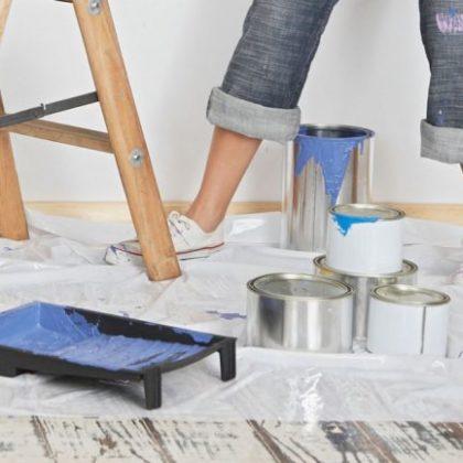 ¿Qué cantidad de pintura se necesita para pintar una habitación?