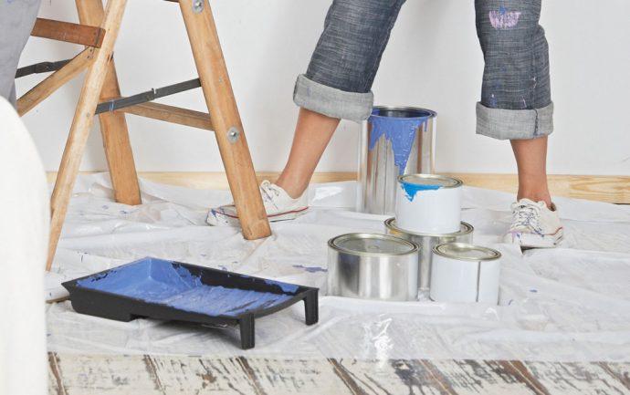 calcular cantidad de pintura