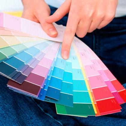 Cómo conseguir la referencia de un color