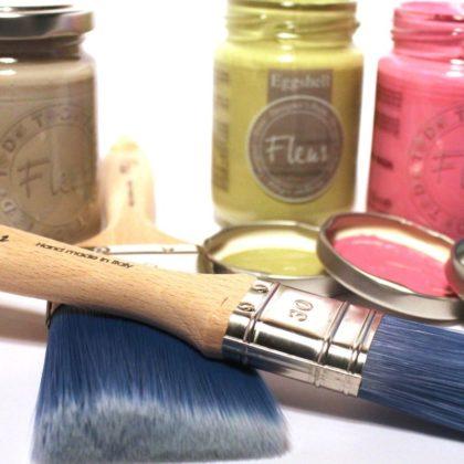 Descubre la Chalk Paint de Fleur para decoración