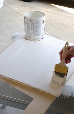 Qu productos necesito para pintar melamina for Como pintar un mueble de melamina