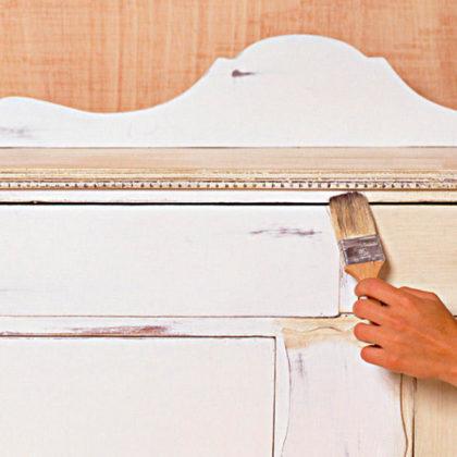 ¿Qué productos necesito para pintar melamina?