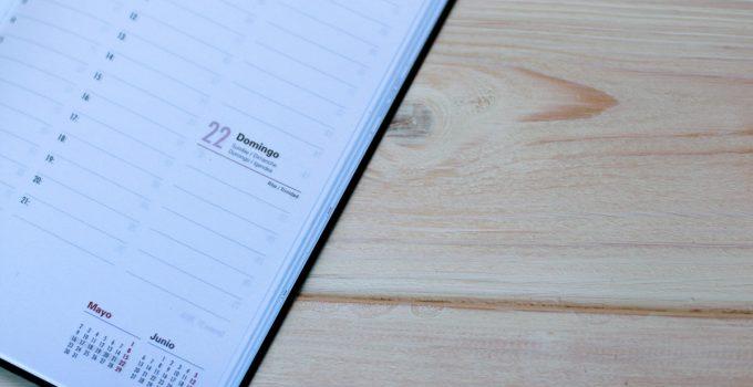 Calendario de Talleres