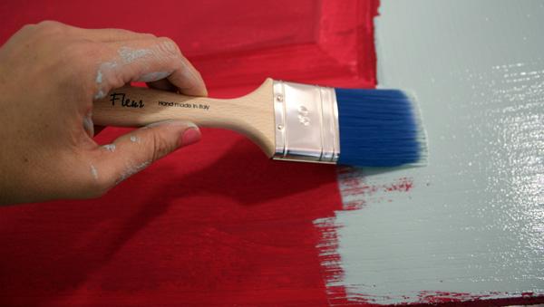 C mo pintar las puertas con eggshell - Como pintar una casa por primera vez ...