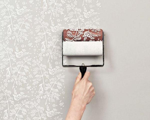 Paredes con personalidad blog pintar sin parar - Rodillos para pintar paredes ...