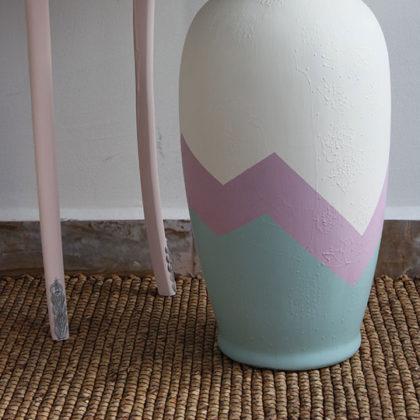 Diferencias entre chalkpaint y eggshell