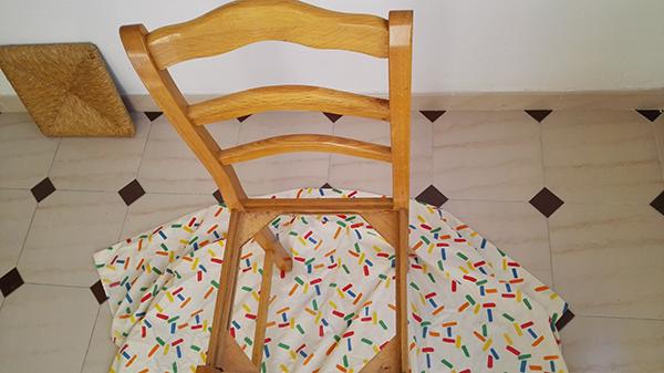 preparar superficie pintar sillas