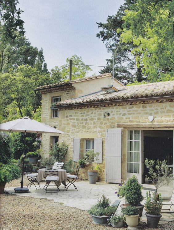 Claves para dar a tu casa un aire provenzal - Casas rurales en la provenza ...