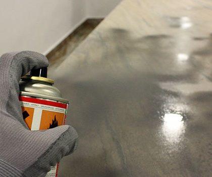 Cómo pintar una encimera