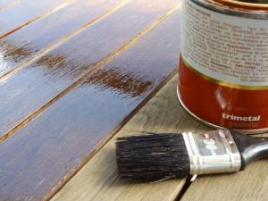 Barniz sobre madera 600x450 blog pintar sin parar - Pintar sobre barniz ...