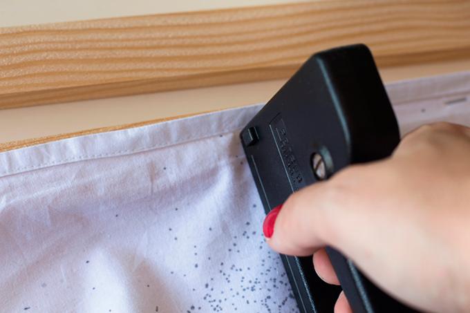 Sabes c mo hacer shibori con pintura textil en spray - Grapadora de tapicero ...
