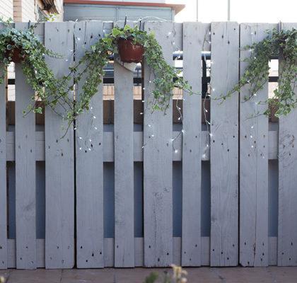 Aleja las miradas indiscretas de tu terraza o jardín