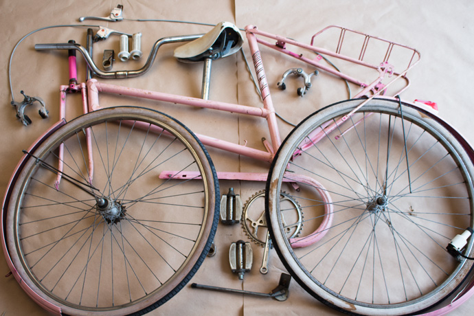 Donde puedo pintar mi bicicleta bici amazing pintado a - Pintar llantas bici ...