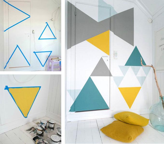 Ideas divertidas para pintar tus puertas for Ideas para pintar puertas de madera