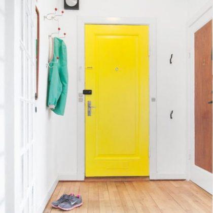 Ideas divertidas para pintar tus puertas