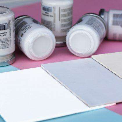 Elegir de qué color pintar es tan fácil como contar hasta 3