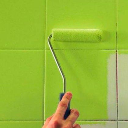 ¿Cómo pintar azulejos? El experto responde