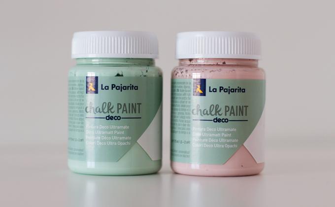 experiencia chalk paint