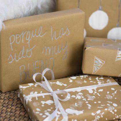 Ideas geniales para envoltorios de regalos