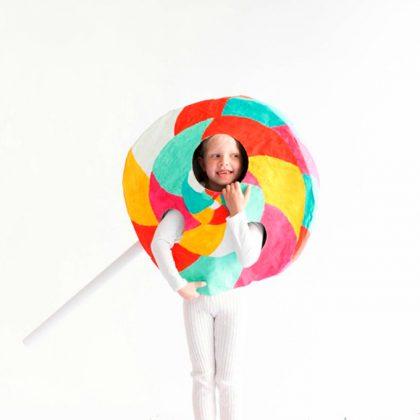 Los disfraces DIY para niños más originales