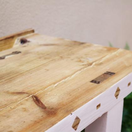 Pinturas y decoraci n consejos e ideas - Barnizar madera exterior ...