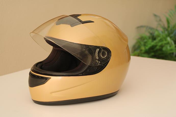 c mo pintar un casco de moto