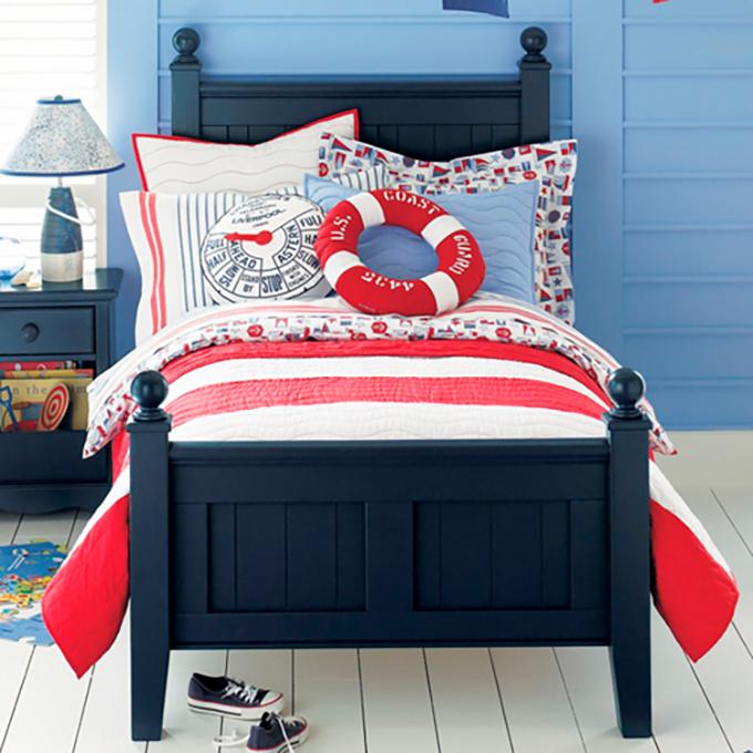colores decoración navy