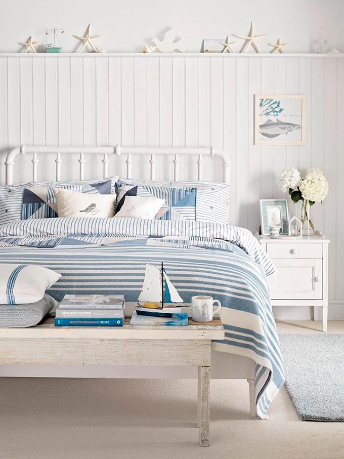 muebles decoración navy