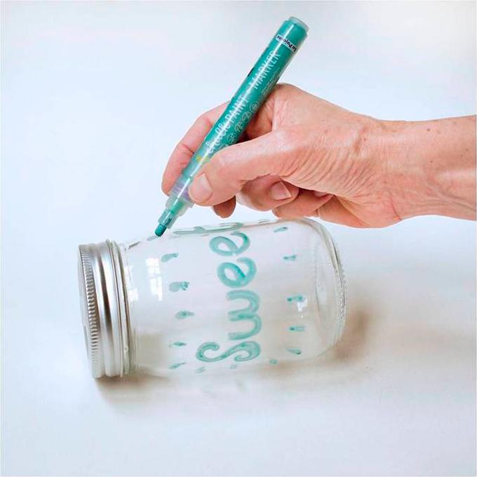 rotuladores Chalk Paint La Pajarita