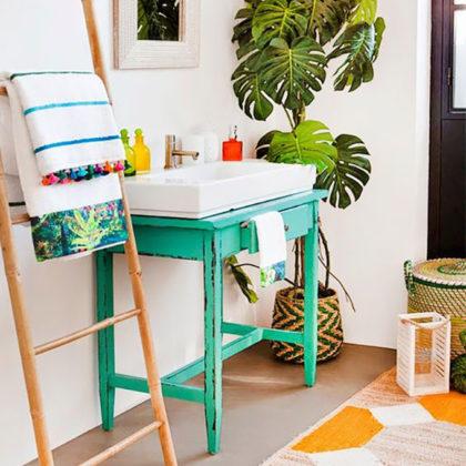 Colores especiales de Chalk Paint para pintar tus muebles