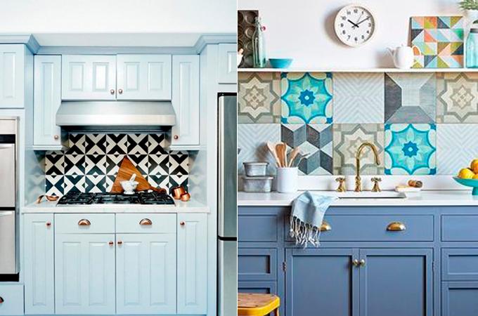 b7c0123e5ec2 Ideas para pintar los muebles de la cocina