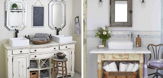 Pintar muebles de ba o ideas e inspiraci n - Pintar mueble bano ...