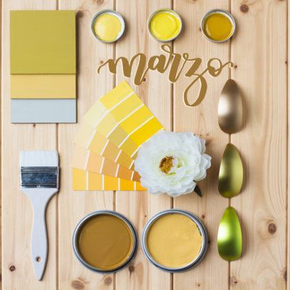 Decorar con color Mostaza: ideas deco y tendencias