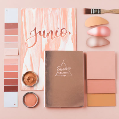 Rose Peach: ideas para decorar con color melocotón