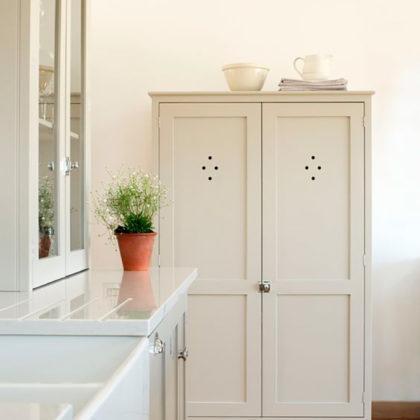 Cream Love en muebles: el neutro siempre funciona