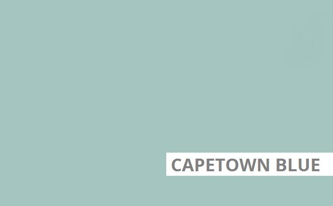 Capetown blue