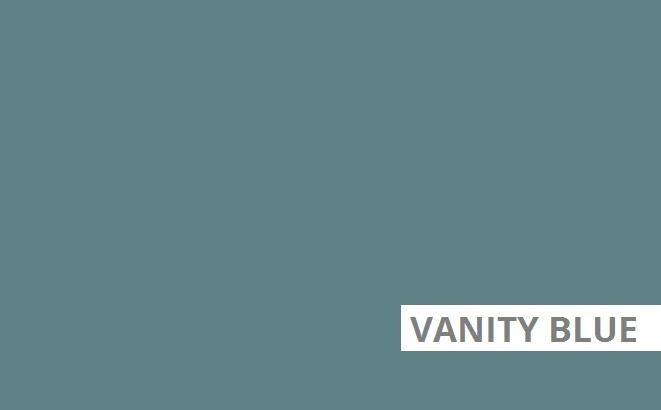 Vanity blue