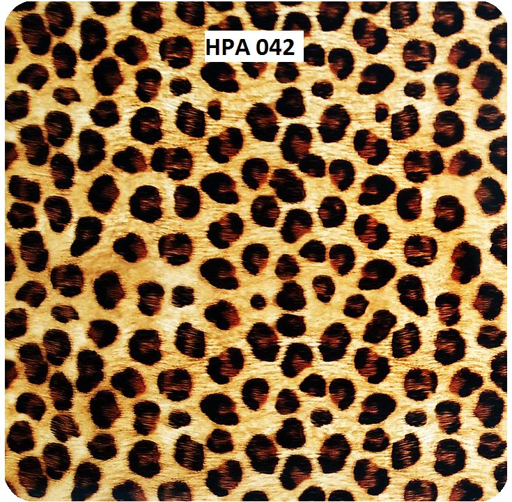 Film hidroimpresion leopardo 2