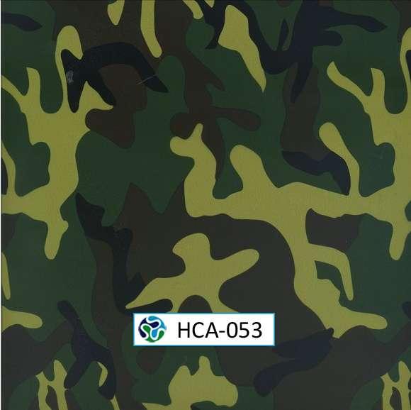 Film hidroimpresion camuflaje