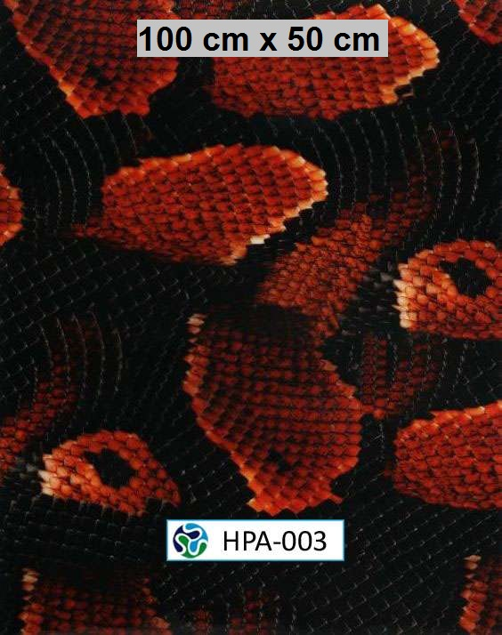 Film hidroimpresion piel serpiente 4
